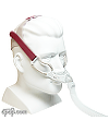 GoLife For Men Nasal Pillow CPAP Mask with Headgear Version 2