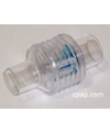 Pressure Valve (Humidifier Control) Keeps Water Out of Machine