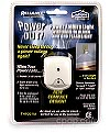 PowerOUT! Power Failure Light with Alarm and Flashlight