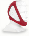 Ruby-Style Adjustable Chinstrap with Extension Strap